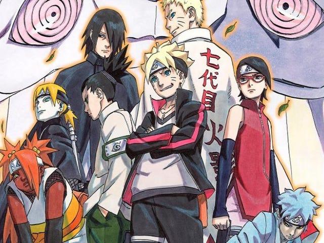 <i>Naruto Gaiden: The Seventh Hokage</i> (Chương 9) Ấn tượng