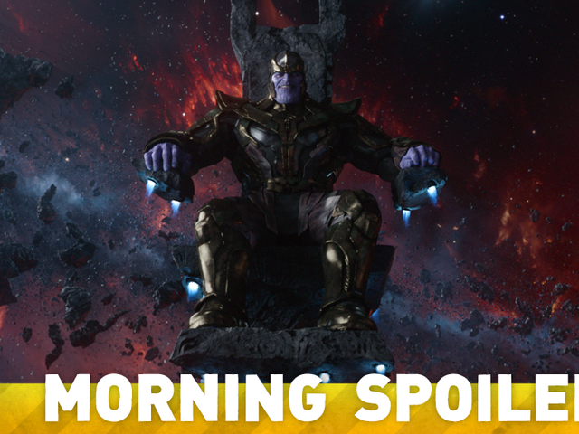 Podría haber un villano completamente nuevo en los <i>Avengers: Infinity War</i>