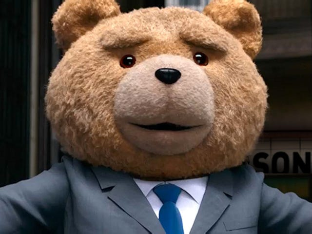 Fuck This Bear: Ted 2 ,    Bewertet