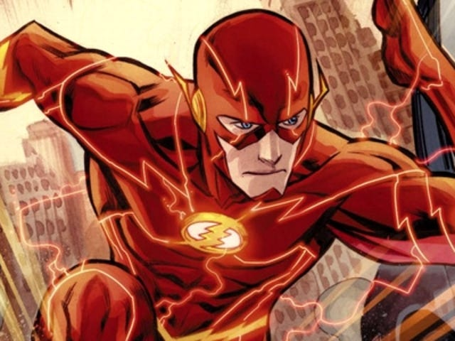 Why Doesn't This Video Game Exist: The Flash - Turn Based Strategy