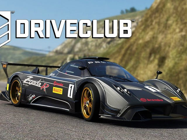 PS4 owner PSA: Driveclub PS+ Edition is actually out now