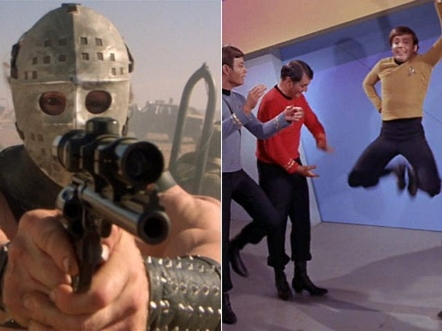 Which Future Are We Heading Towards: Mad Max Or Star Trek?