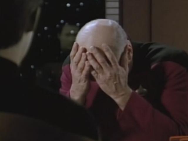 Min Secret Nerd Shame: Jeg har aldri sett Star Trek:The Next Generation