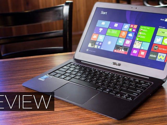 Asus Zenbook UX305 Review: En fantastisk bærbar computer til kun 700 dollar