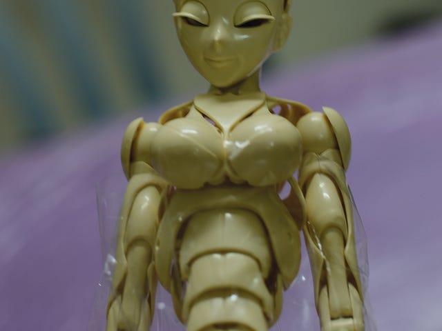 S.F.B.T-3 Figurine Review
