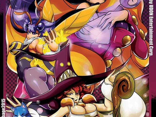 Going to SDCC this year? Grab the Capcom Tribute Book!