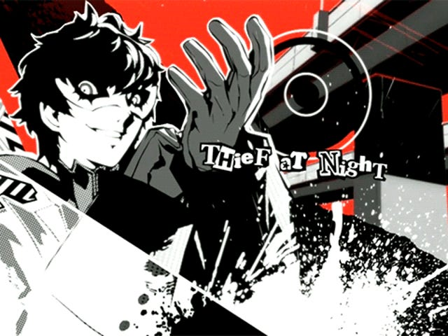 Đoạn giới thiệu mới của Persona 5 là nhiều Anime hơn Gameplay