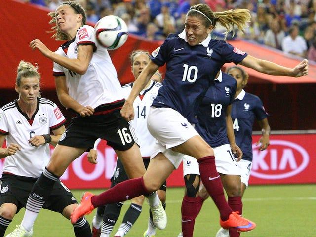 """프랑스 선수 슬램 FIFA : """"그들은 우리를 바보로 만들지 않아야한다"""""""