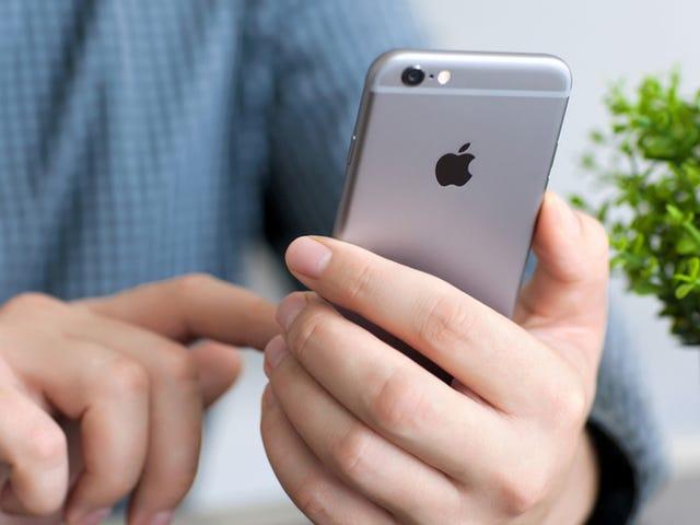 Сообщается Force Touch о iPhone