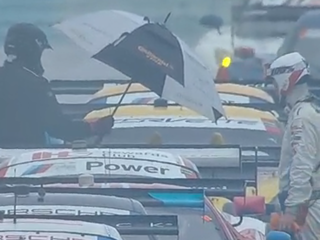 More Rain And Misery At Watkins Glen Red-Flags Today's Race
