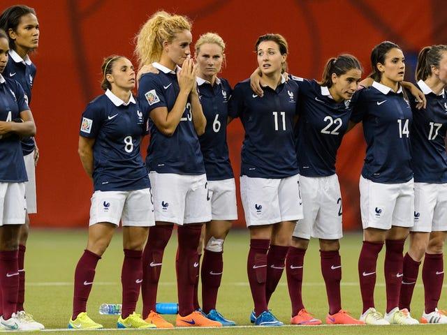 FIFA mengecewakan Perancis Daripada Pertandingan, Dan It's Bullshit