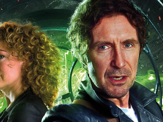 River Song kehrt zu Doctor Who aber nicht so, wie Sie es erwarten würden