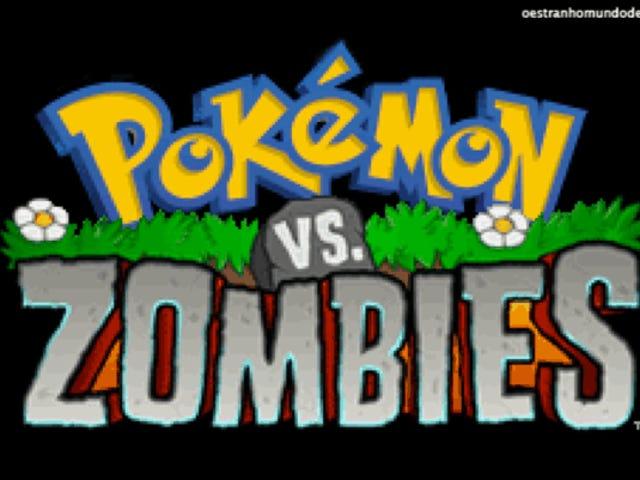 Por que <i>Pokémon vs Zombies</i> não é um jogo real
