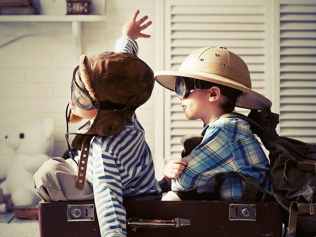 Wie Sie mit Ihren Kindern reisen und alle glücklich machen