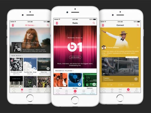 Hoy llega Apple Music: ¿a qué hora estará disponible?