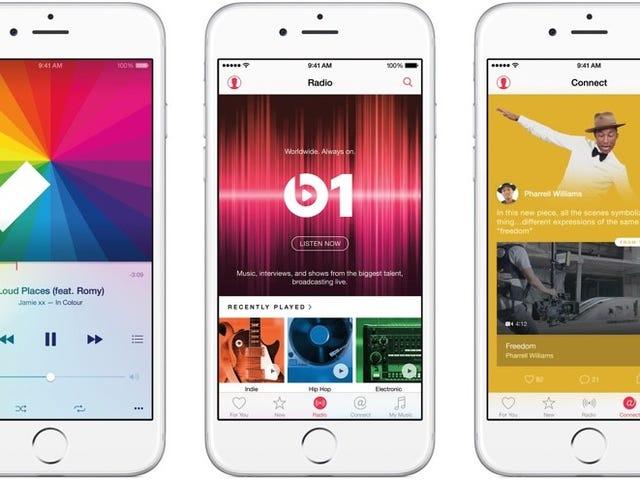 iOS 8.4 con Apple Music ya está disponible