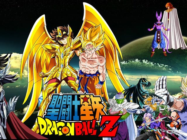 Dragon Ball Super and Saint Seiya Soul of Gold will come to Latin América!