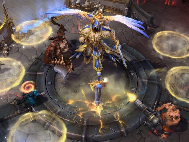 <i>Heroes Of The Storm's</i> New <i>Diablo</i> Map <i>Heroes Of The Storm's</i> Sangat Chaotic (Dalam Jalan Yang Baik)