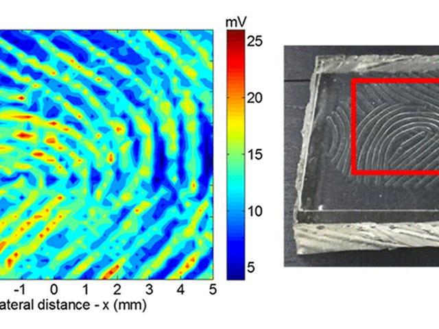 3D फिंगरप्रिंट स्कैन अंतिम सुरक्षा उपकरण हो सकता है