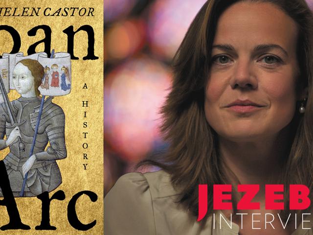 L'auteur Helen Castor parle de la Jeanne d'Arc dans son monde