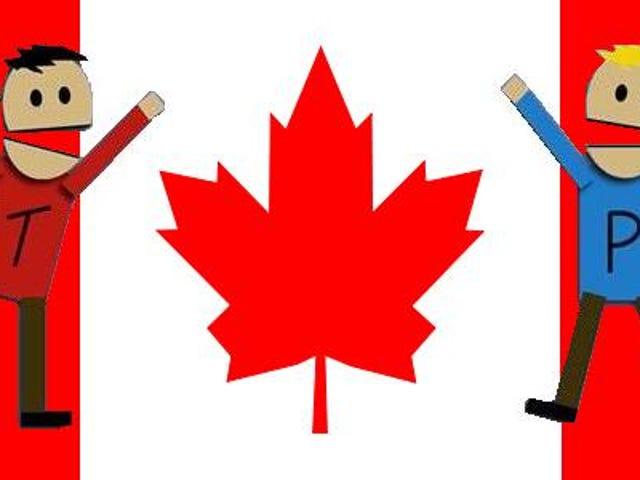 Glad Canada Day, Guy
