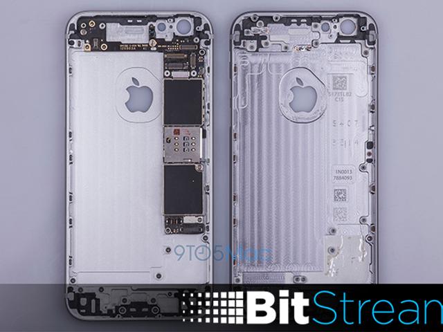 IPhone 6S-lekkasjen har mer enn å møte øyet