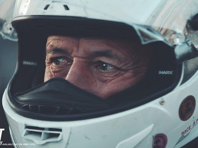 La course de moto la plus dangereuse au monde rencontre le Drone Master