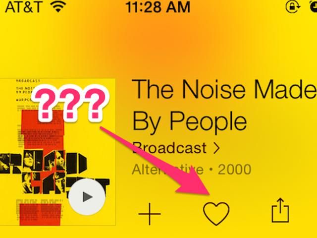 """Apa yang """"Suka"""" Dalam Muzik Apple Sebenarnya Adakah"""