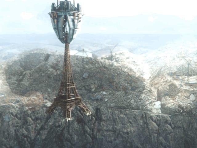 Dalam Dump Futuristik, Kehidupan Manusia dalam Bahaya Dari Yang Supernatural