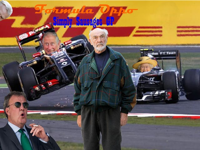 Formula Oppo: The Simply Sausages Grand Prix of Sealand