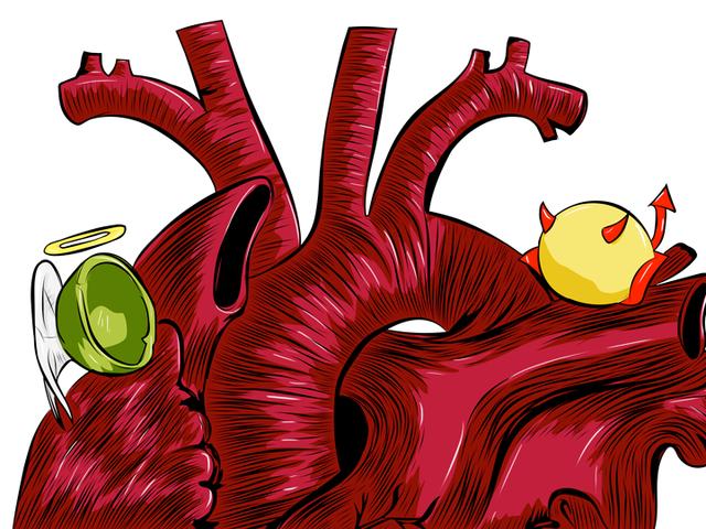 La mayoría de las personas tienen colesterol mal