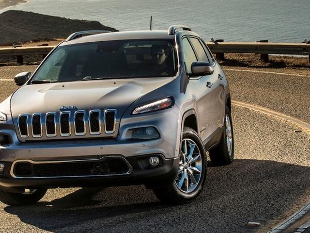 Jeep Cherokee vil forblive grim