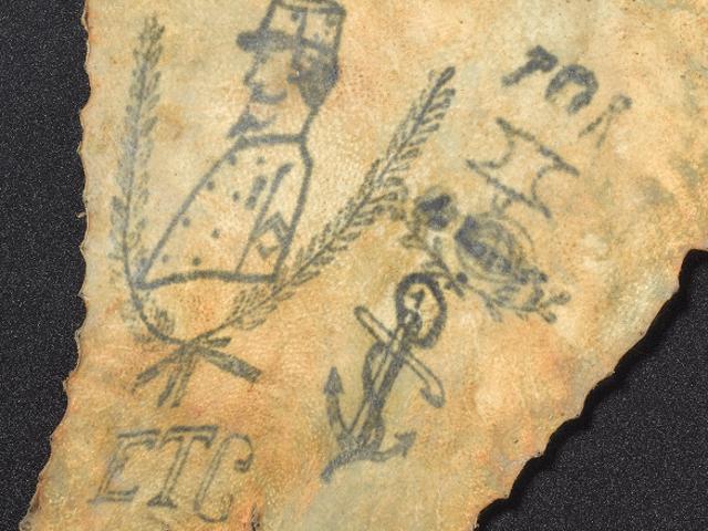 Hvordan museer bevare og vise tatoveringer på menneskelig hud