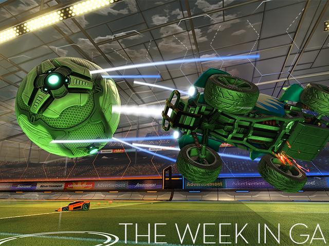The Week In Games: Summertime