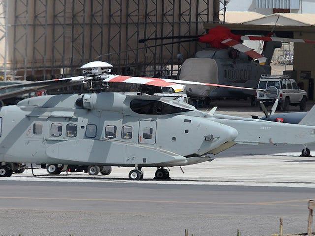 Cibuti'de Görülen Bu Gizemli S-92 Helikopteri Kimde?