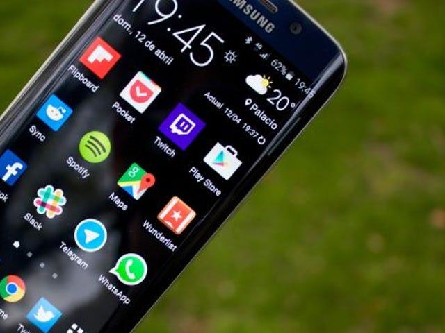 <i>Gravity Screen</i> låter dig låsa upp din Android med rörelse