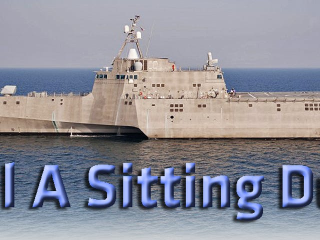 Pentagon Decides To Build An Even More Confused Littoral Combat Ship