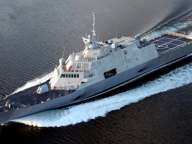 Navy To Call Embattled Littoral Combat Ships Frigates Because Marketing
