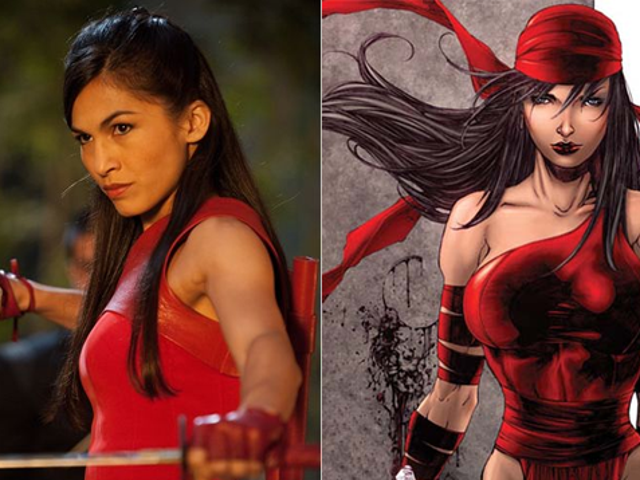 Elektra chính thức đến với Daredevil mùa 2!