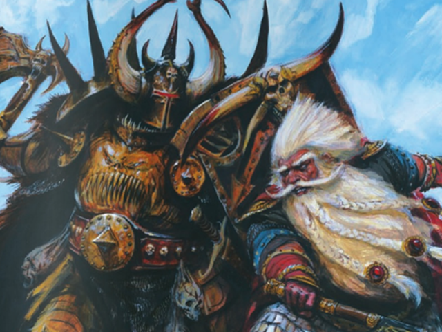 Warhammerin fantasiapelin 9 hauskinta pahinta