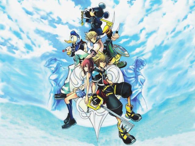 Kingdom Hearts II: The Anime