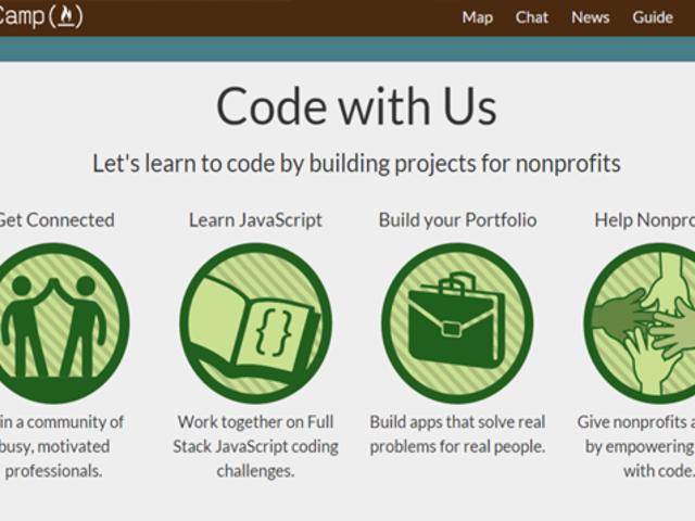 Tìm hiểu mã miễn phí trong khi xây dựng ứng dụng cho tổ chức phi lợi nhuận