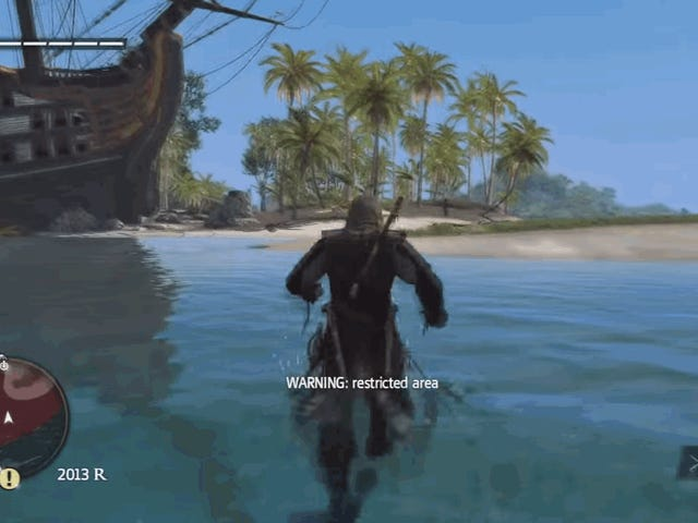 Some Things About Assassin's Creed IV: Black Flag