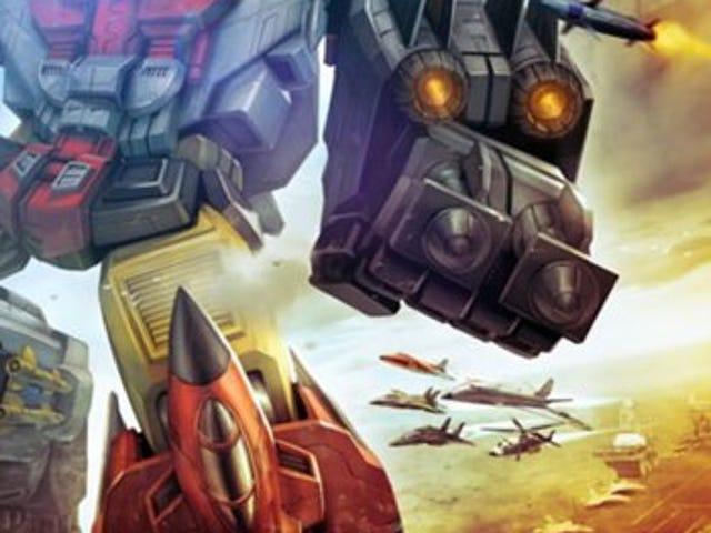 """Sê-ri Transformers """"Trưởng thành"""" mà bạn đã chờ đợi ở đây"""