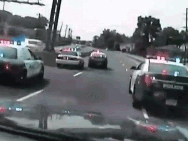 Đây là lý do tại sao bạn không ăn cắp một chiếc xe hơi