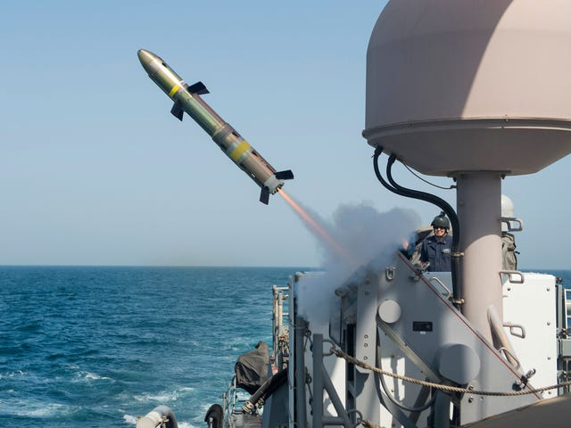 The Navy's Little Missiles Could Be Popping Up In Many More Places