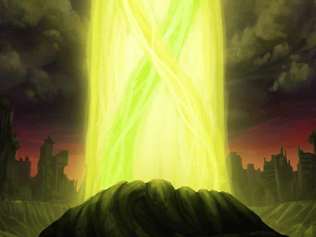 आनन्द!  डार्क हॉर्स से <i>The Legend of Korra</i> कॉमिक <i>The Legend of Korra</i> नई <i>The Legend of Korra</i> !