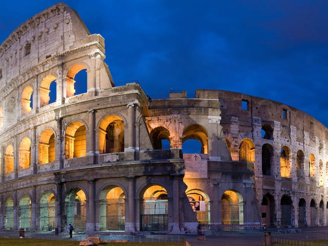 Ancient Roman Concrete Was Inspired By Volcanic Chemistry