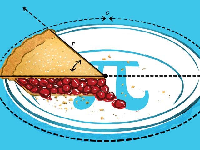 <i>How to Bake Pi</i> bruger mat til at løse Cookbook Paradox