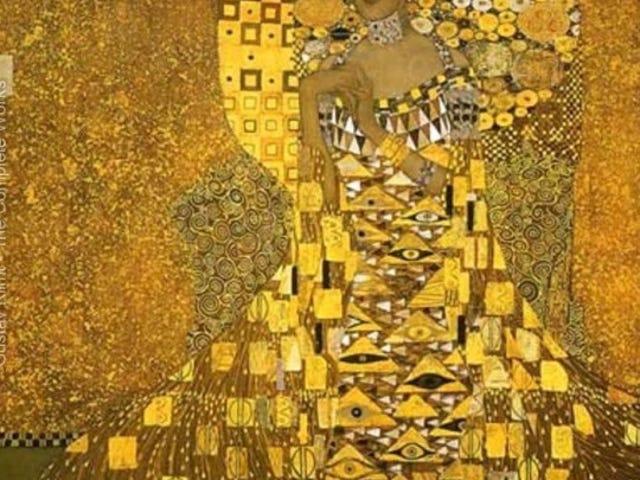Kvinde i guld
